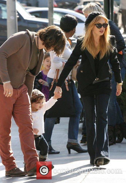 Rachel Zoe, Rodger Berman, Skyler, Hugo and West Hollywood 4