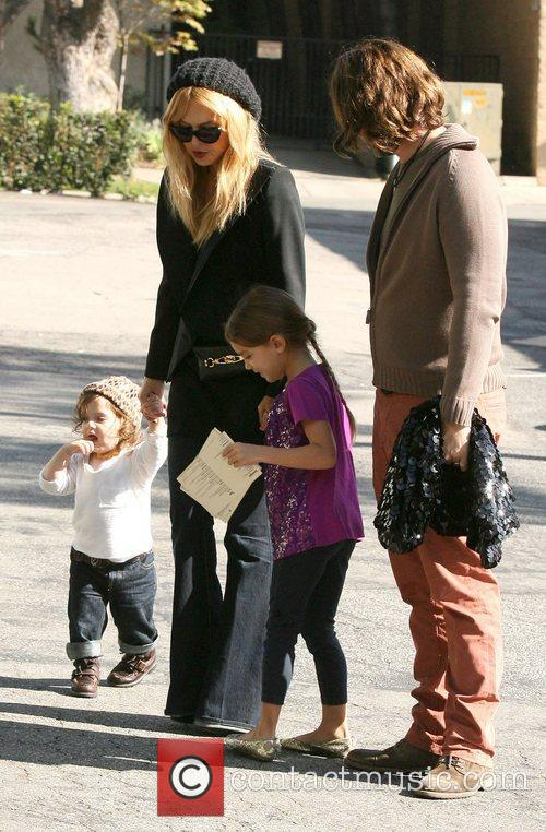 Rachel Zoe, Rodger Berman, Skyler, Hugo and West Hollywood 3