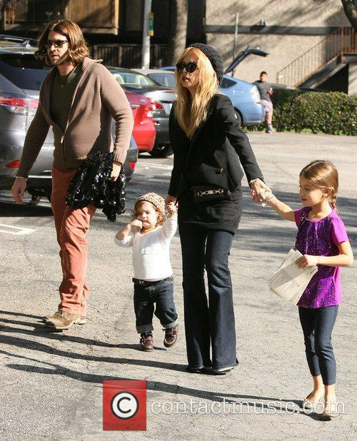 Rachel Zoe, Rodger Berman, Skyler, Hugo and West Hollywood 5