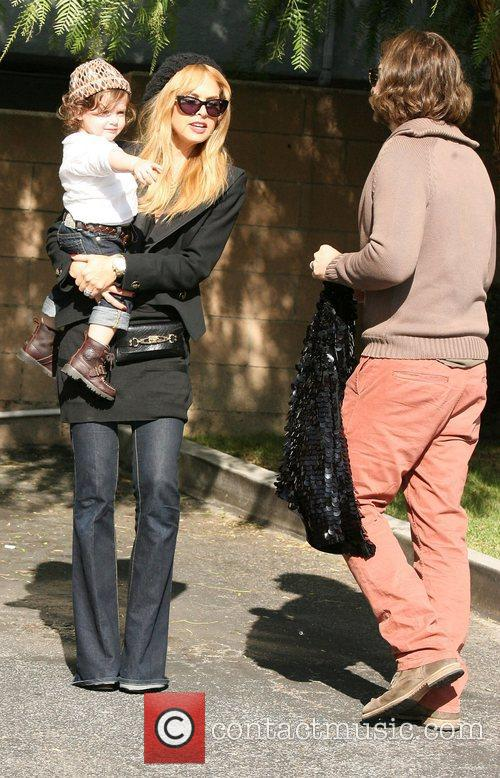 Rachel Zoe, Rodger Berman, Skyler, Hugo and West Hollywood 2