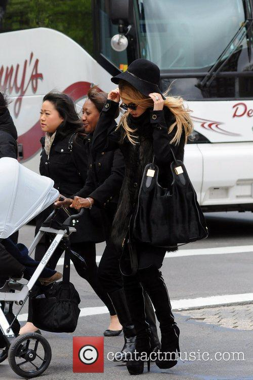 Rachel Zoe out and about in Manhattan with...