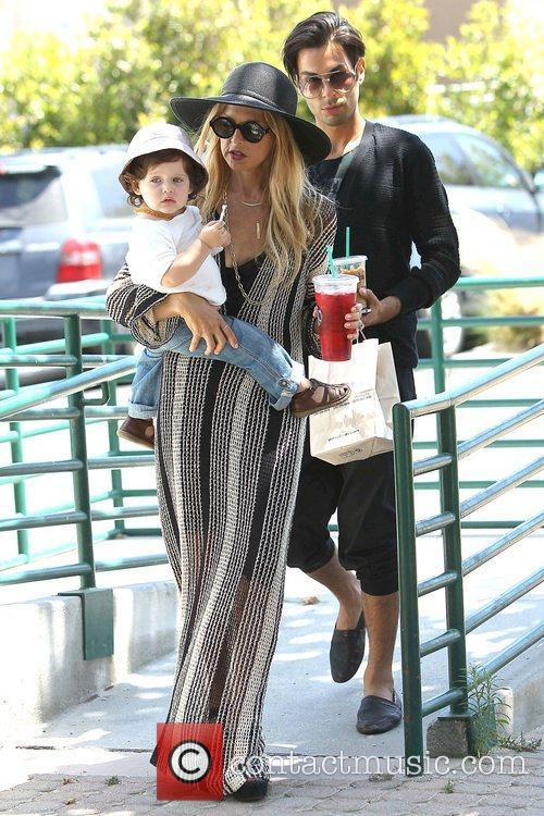 Rachel Zoe visits Malibu Country Mart with her...