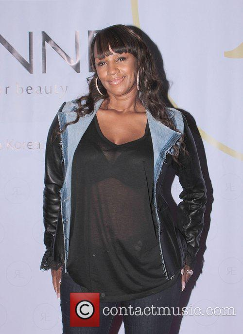 Jackie Christie attends the Racinne International North America...