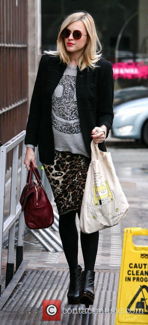 fearne cotton at the bbc radio 1 4155168