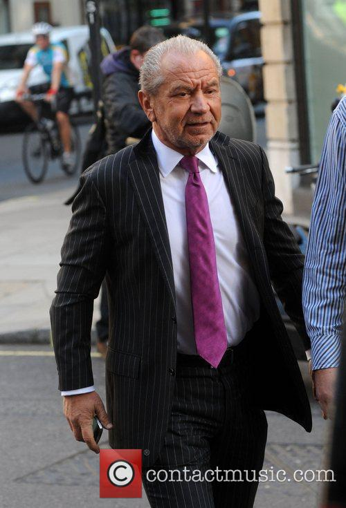 Sir Alan Sugar and Jls 1