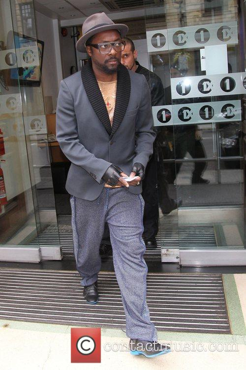 Will.i.am and Fearne Cotton 2