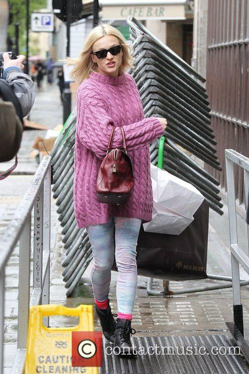 fearne cotton at the bbc radio 1 3881635