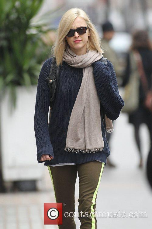 fearne cotton at the bbc radio 1 3755817