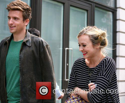 Fearne Cotton and Greg James 7