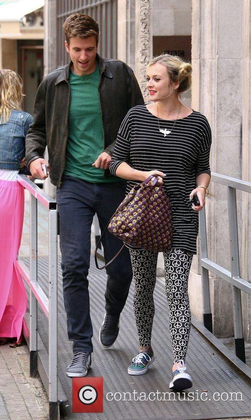 Fearne Cotton and Greg James 9