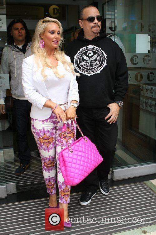 Ice-t and Coco Austin 7