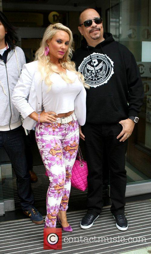 Ice-t and Coco Austin 9