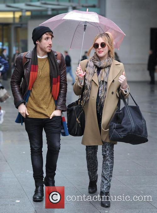 Fearne Cotton and Kye Sones 1