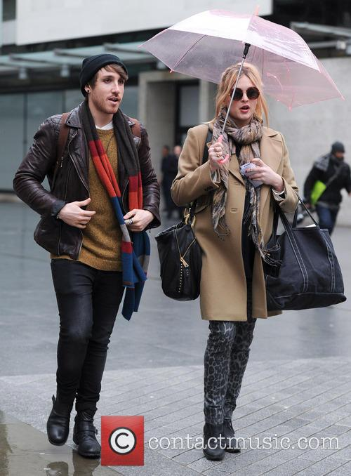 Fearne Cotton and Kye Sones 8