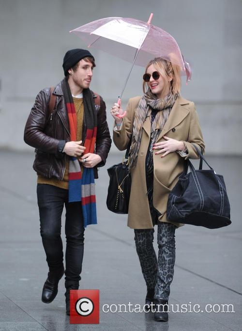 Fearne Cotton and Kye Sones 9