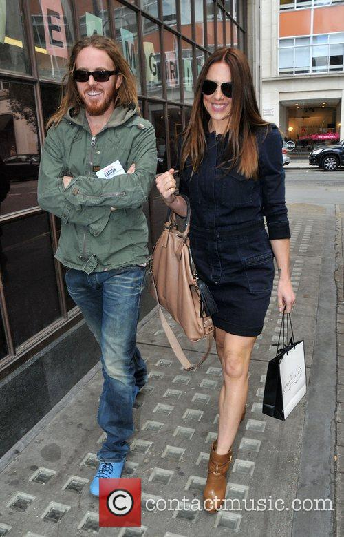 Tim Minchin, Mel C and Melanie Chisholm 1