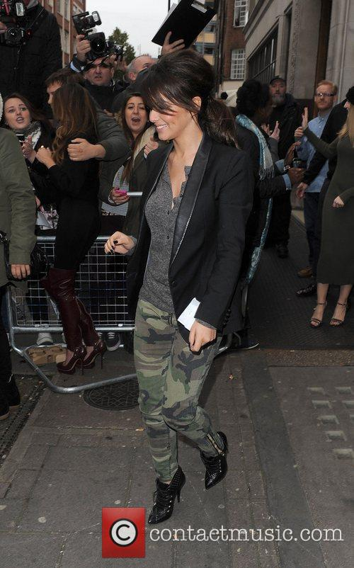 Cheryl Cole, Girls Aloud and Radio 1