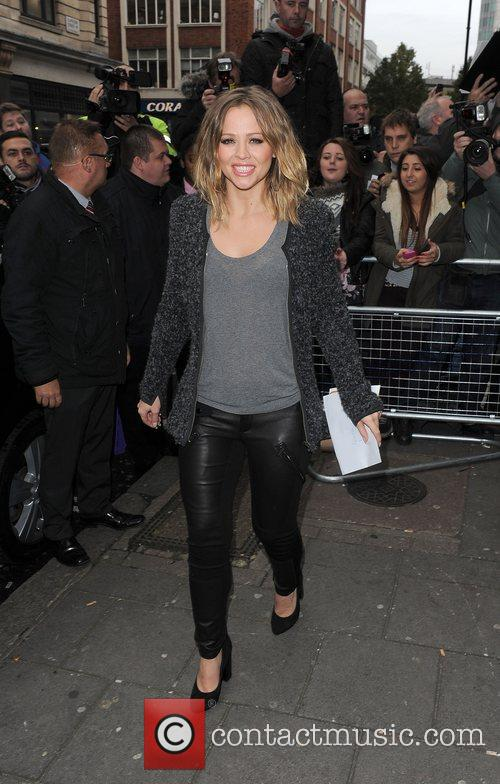 Kimberley Walsh, Girls Aloud and Radio 11