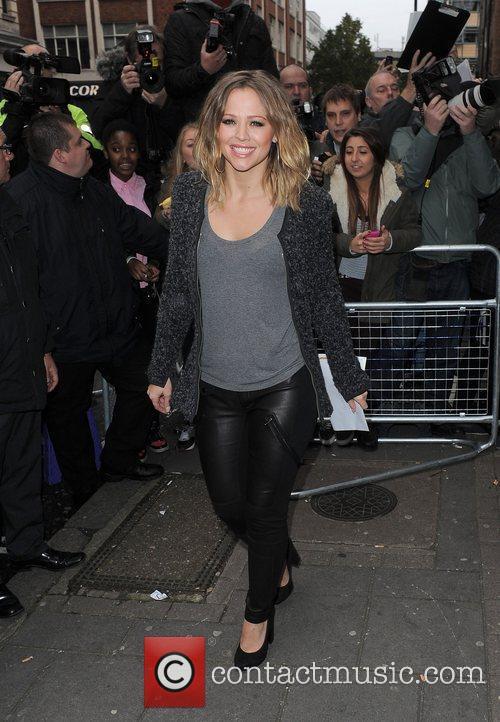 Kimberley Walsh, Girls Aloud and Radio 5