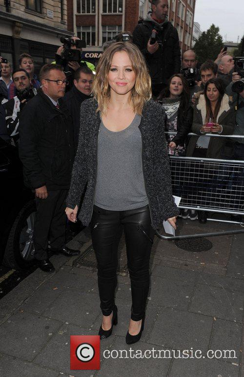 Kimberley Walsh, Girls Aloud and Radio 10