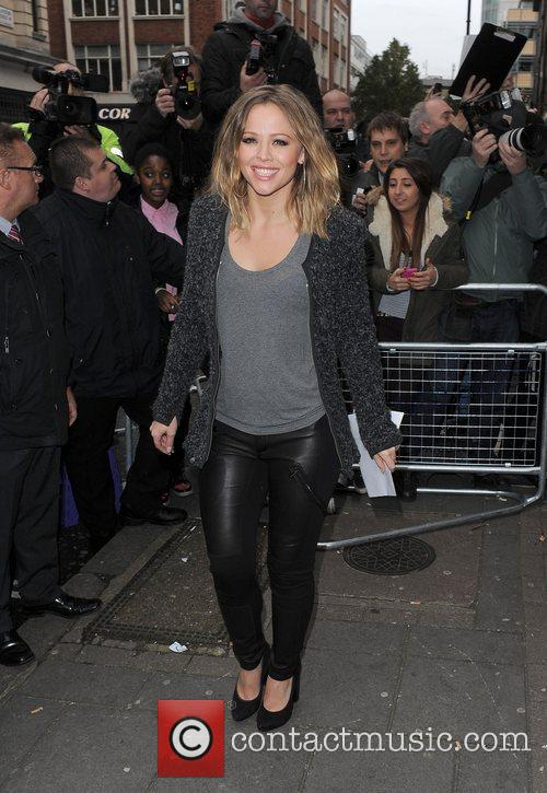 Kimberley Walsh, Girls Aloud and Radio 9