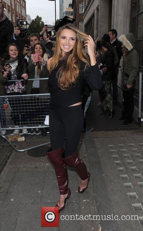 Nadine Coyle, Girls Aloud and Radio 9