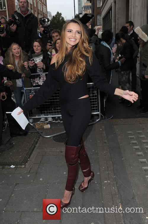 Nadine Coyle, Girls Aloud and Radio 11