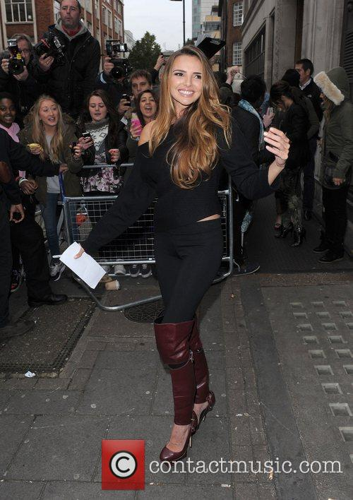 Nadine Coyle, Girls Aloud and Radio 10