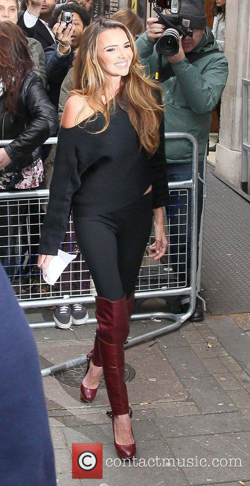 nadine coyle from girls aloud at the 4171560