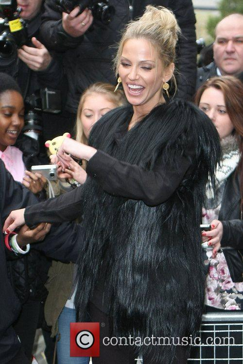 Sarah Harding Girls Aloud 2