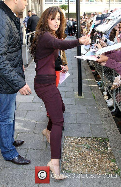cheryl cole leaves the bbc radio 1 4053390