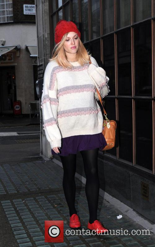 Featuring: Fearne CottonWhere: London, United Kingdom
