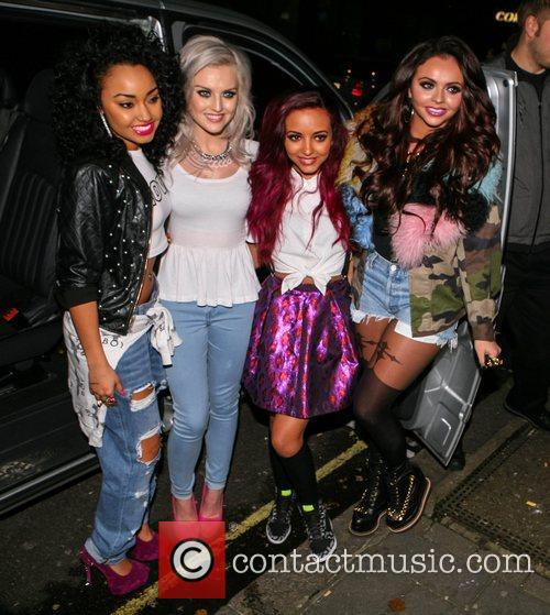 Leigh-anne, Pinnock, Perrie Edwards, Jade Thirlwall and Jesy Nelson 2