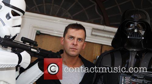 Scott Mills  Celebrities at the BBC Radio...