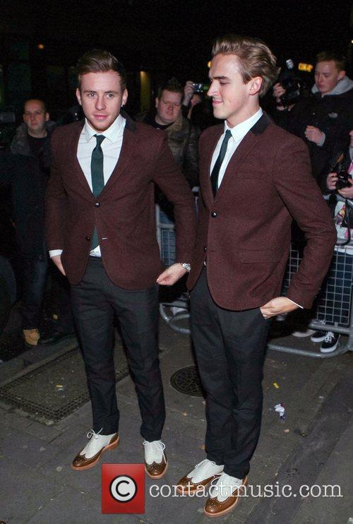 Danny Jones and Tom Fletcher 2
