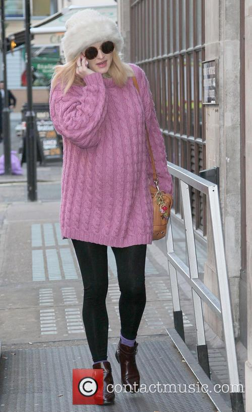 Fearne Cotton and Radio One 7