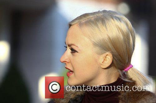 Fearne Cotton Celebrities at the BBC Radio 1...