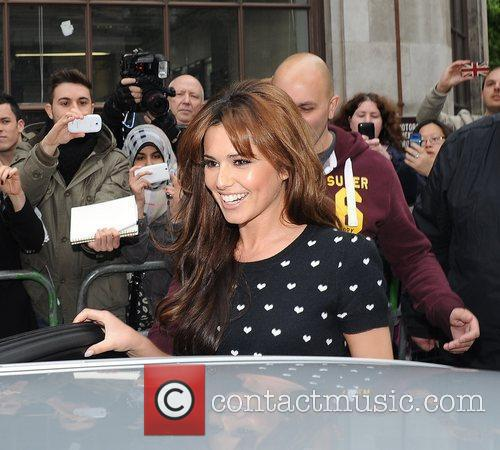 cheryl cole leaving the bbc radio 1 3940290