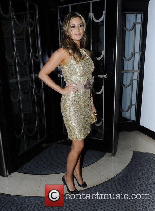 Holly Valance  Radio 1 Cover Party held...