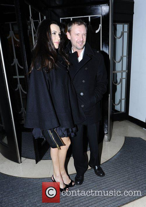 John Simm, Guest  Radio 1 Cover Party...
