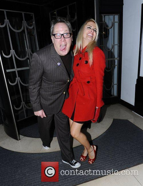 Vic Reeves and Nancy Sorrell 4