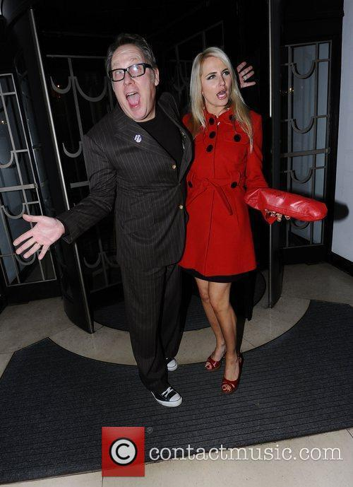 Vic Reeves and Nancy Sorrell 7
