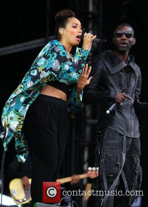 Leona Lewis and Wretch 32 17