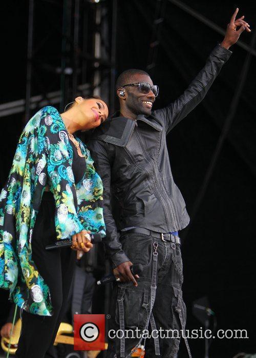 Leona Lewis and Wretch 32 18