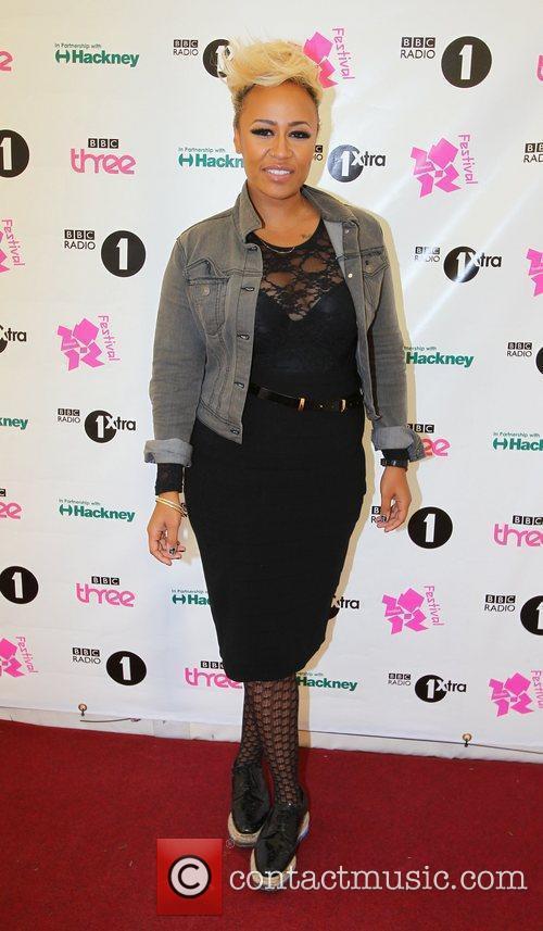 Emeli Sande BBC Radio 1's Hackney Weekend held...