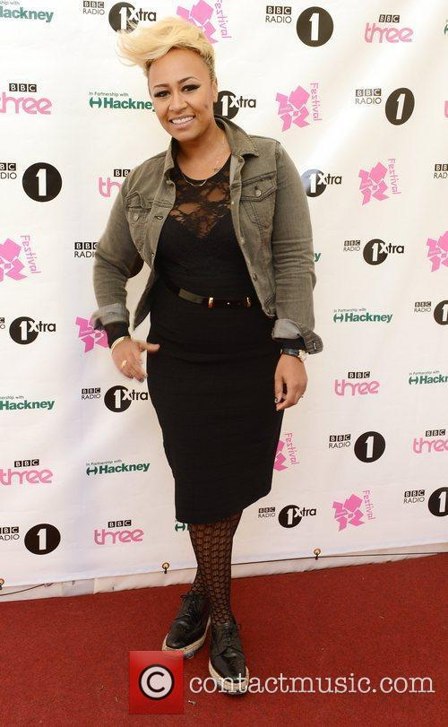 Emeli Sande BBC Radio 1 Hackney Weekend at...