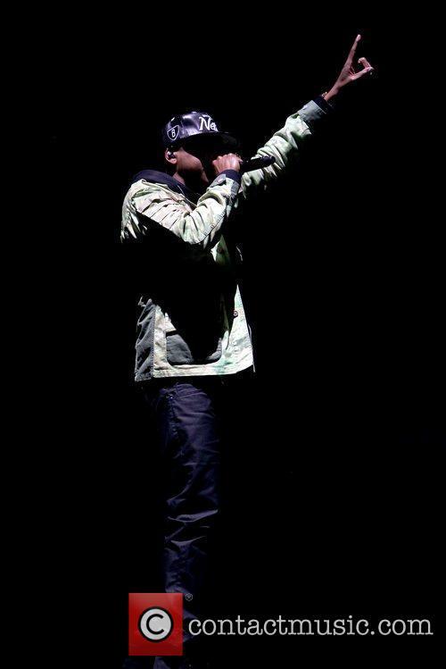 Jay-Z BBC Radio 1's Hackney Weekend held at...