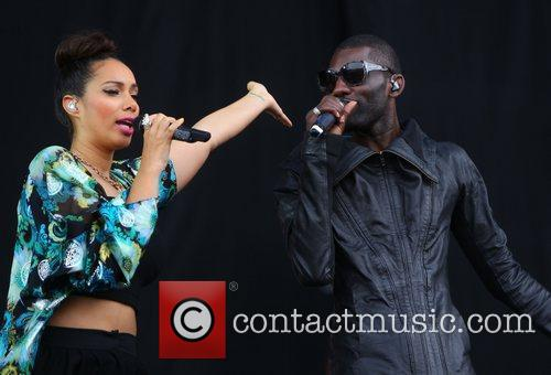Leona Lewis and Wretch 32 3