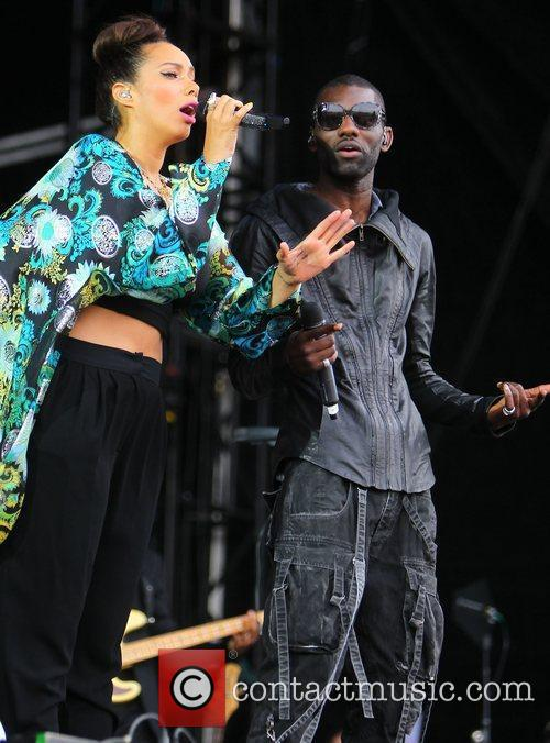 Leona Lewis and Wretch 32 6