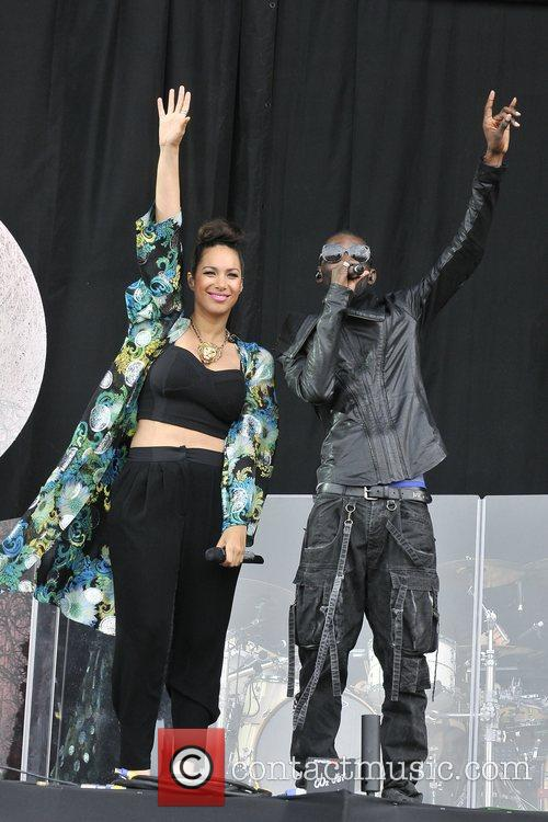 Leona Lewis and Wretch 32 9